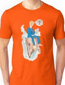 Pensatore illuminato Unisex T-Shirt