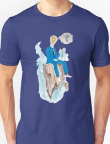 Pensatore illuminato T-Shirt
