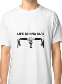 Life Behind Bars Bicycle Classic T-Shirt