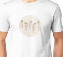 Peacock Forest Unisex T-Shirt