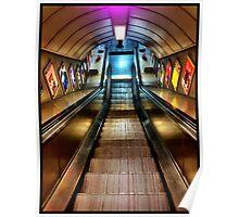 Disco Escalator  Poster