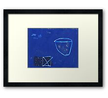 Silent gathering. Framed Print