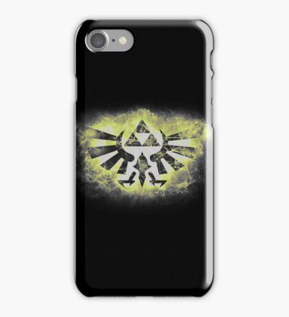 Energetic triforce iPhone Case/Skin