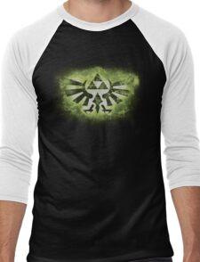 Energetic triforce Men's Baseball ¾ T-Shirt