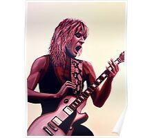 Randy Rhoads painting Poster
