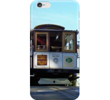 Cable Car San Francisco  iPhone Case/Skin