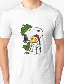 Christmas snoopy T-Shirt