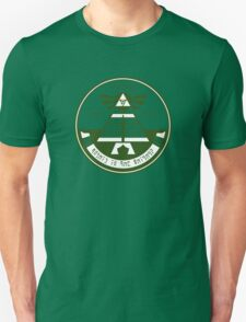 The Great Seal of Hyrule Unisex T-Shirt