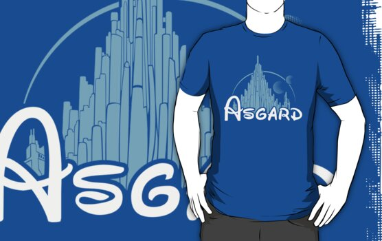 Asgard by Denisstiel