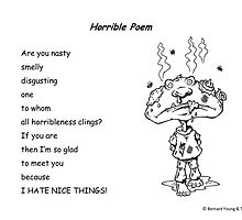 Horrible Poem by YoungPoet