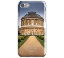 Ickworth House iPhone Case/Skin