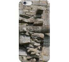 old stone wall iPhone Case/Skin