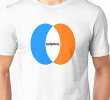 science. Unisex T-Shirt