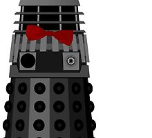 Dalektable (with Bow-tie) by doodlewhale