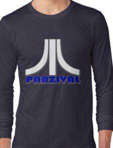 Ready Player One? Parzival Atari Logo Long Sleeve T-Shirt