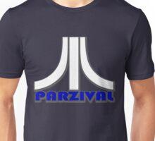 Ready Player One? Parzival Atari Logo Unisex T-Shirt