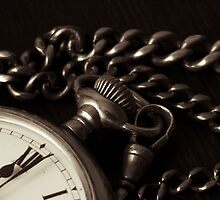 Pocket Watch by Ellesscee