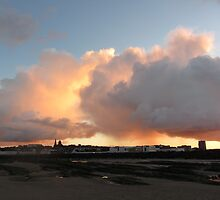 CLOUDS OVER NEW BRIGHTON by gothgirl