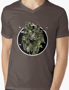Metal Gear Solid Snake Eater (2) Mens V-Neck T-Shirt