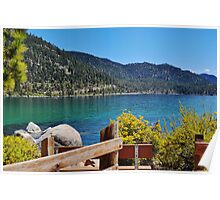 Lake Tahoe - Reno, Nevada Poster
