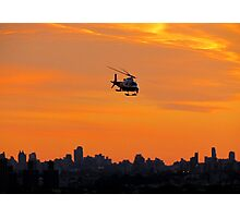 NYPD, New York City  Photographic Print