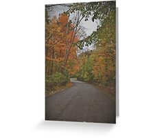 An Escape To Solitude Greeting Card