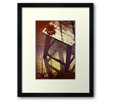 Summer Glow Framed Print