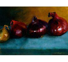 onions Photographic Print