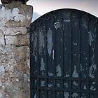 Guardian Of The Gate, Sperlonga, Italy by fg-ottico