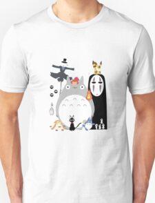 Studio Ghibli Gang T-Shirt