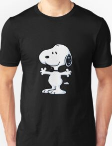 snoopy funny tears T-Shirt