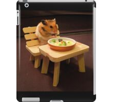 Barney's Dinner Time iPad Case/Skin