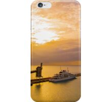 Barbados Harbour iPhone Case/Skin