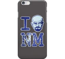 I Walt New Mexico iPhone Case/Skin