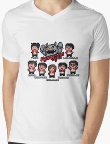 Taipei Pixel Assassins Mens V-Neck T-Shirt