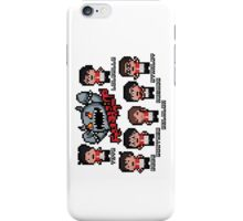 Taipei Pixel Assassins iPhone Case/Skin