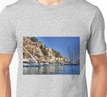 Symi Houses Unisex T-Shirt