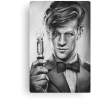 matt smith Canvas Print