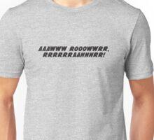 Wookie Speak Unisex T-Shirt