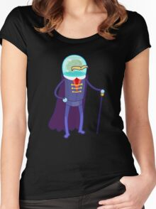 Robo Movember Women's Fitted Scoop T-Shirt