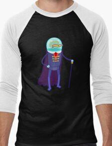 Robo Movember Men's Baseball ¾ T-Shirt