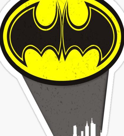 Official Mattman Logo Sticker