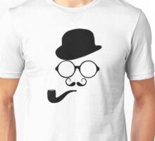 Face Outline  Unisex T-Shirt