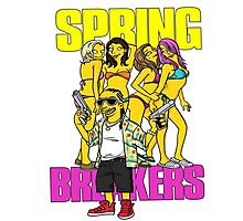 Spring Breakers Photographic Print