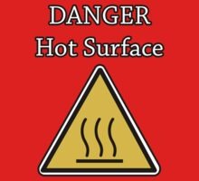 Danger I´m HOT by lrenato