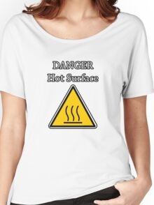 Danger I´m HOT Women's Relaxed Fit T-Shirt