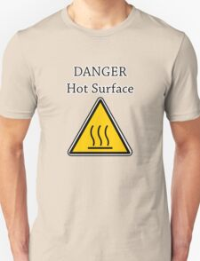 Danger I´m HOT2 T-Shirt