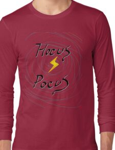 halloween hocus pocus witch     Long Sleeve T-Shirt