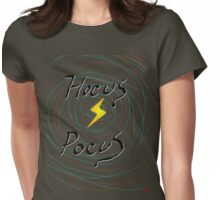 halloween hocus pocus witch     Womens Fitted T-Shirt