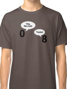 Maths - Hey Nice Belt Classic T-Shirt